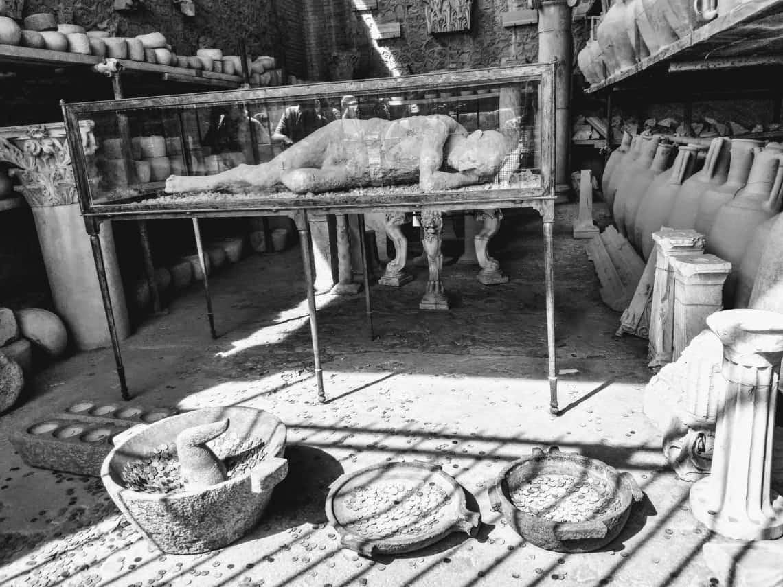 A Pompeii itinerary