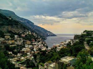 4 days itinerary to Amalfi coast