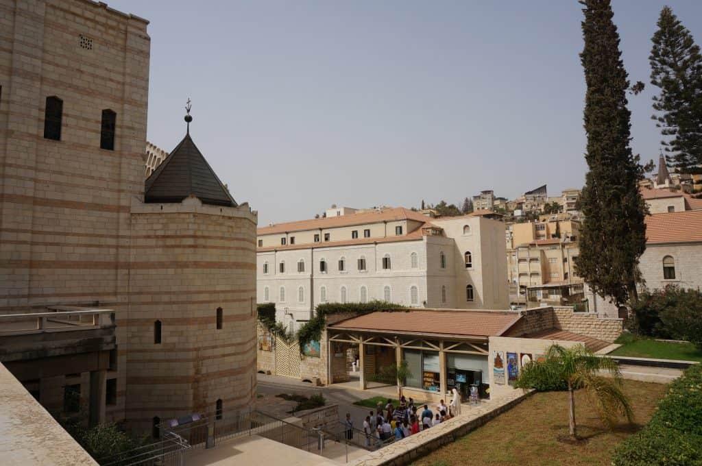 Jerusalem city itinerary