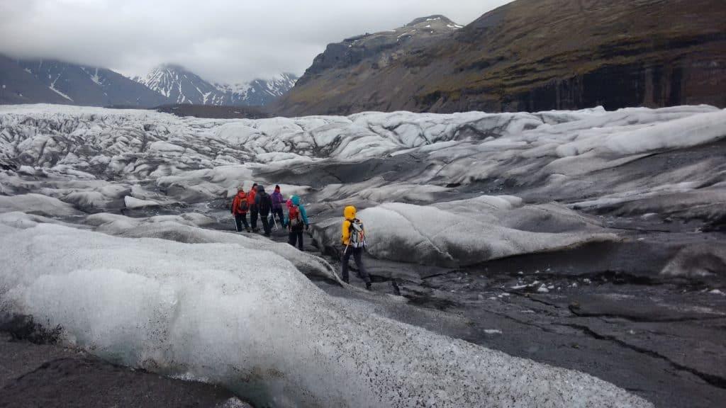 Skaftafell Ice
