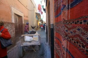 7 days in Morocco travel itinerary