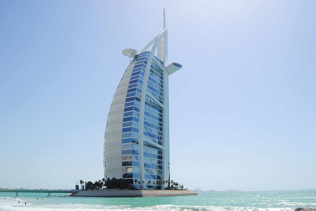 1 day itinerary in Dubai