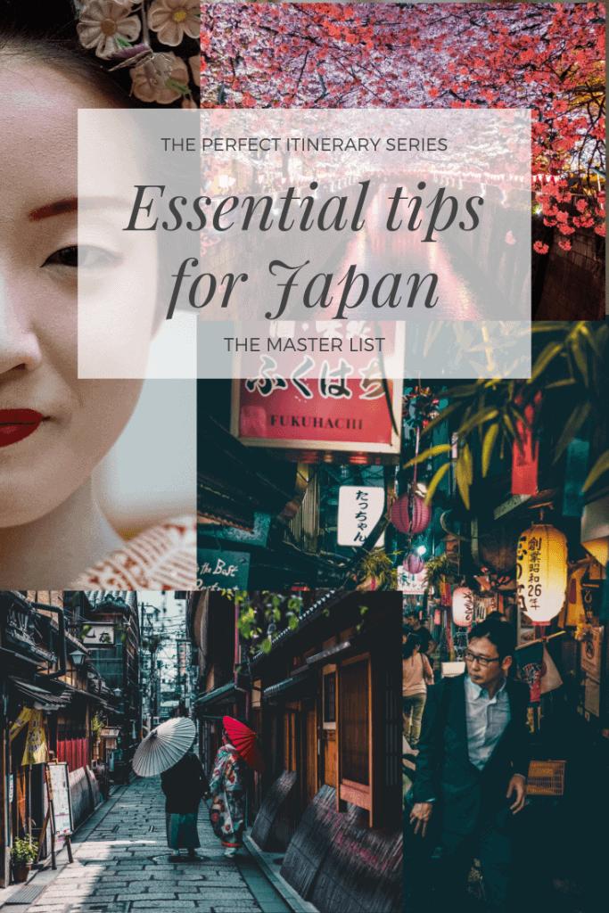 Japan money saving tips #Japan #Travel plan the perfect trip to Japan