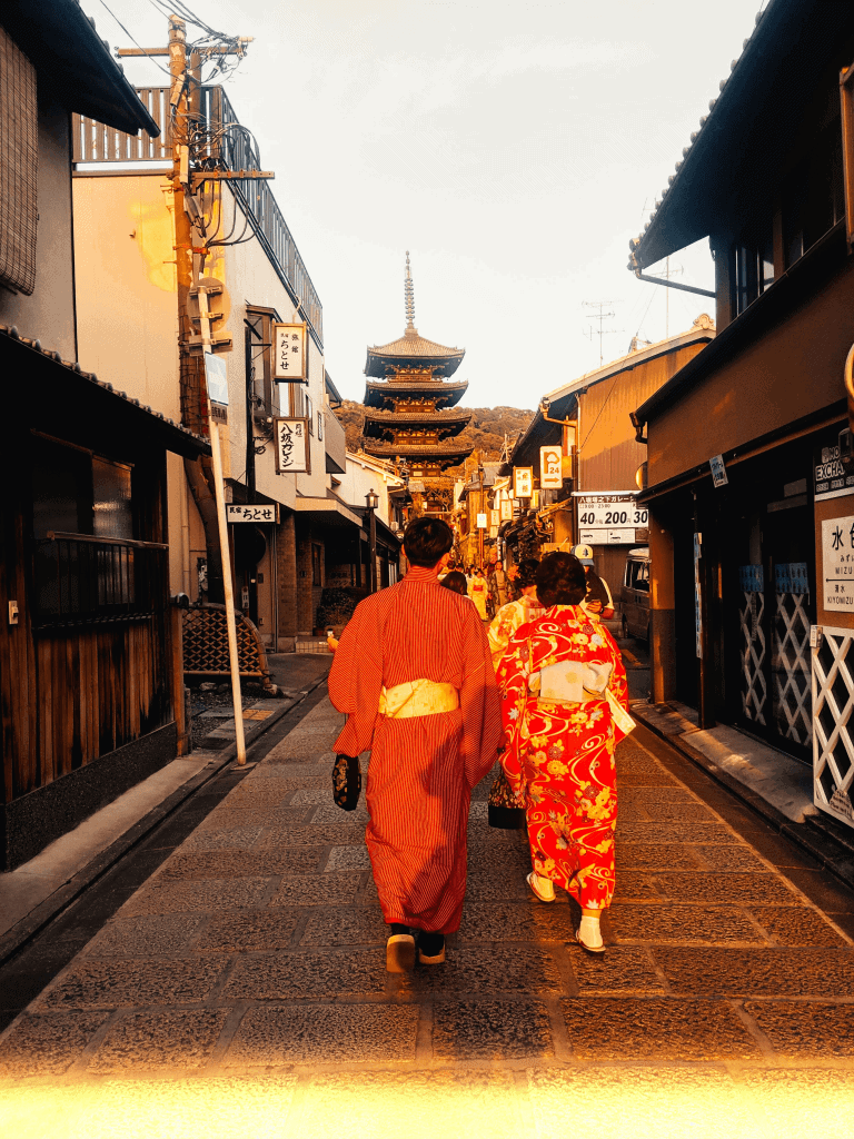 How to do Kyoto for cheap