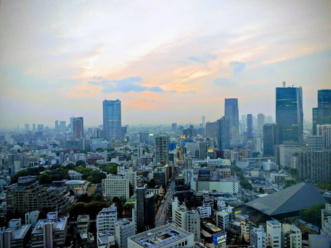10 days in Japan Tokyo, Kyoto, Osaka, Nagano solo