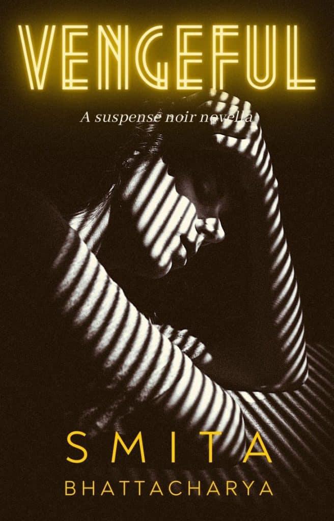 Vengeful e book cover