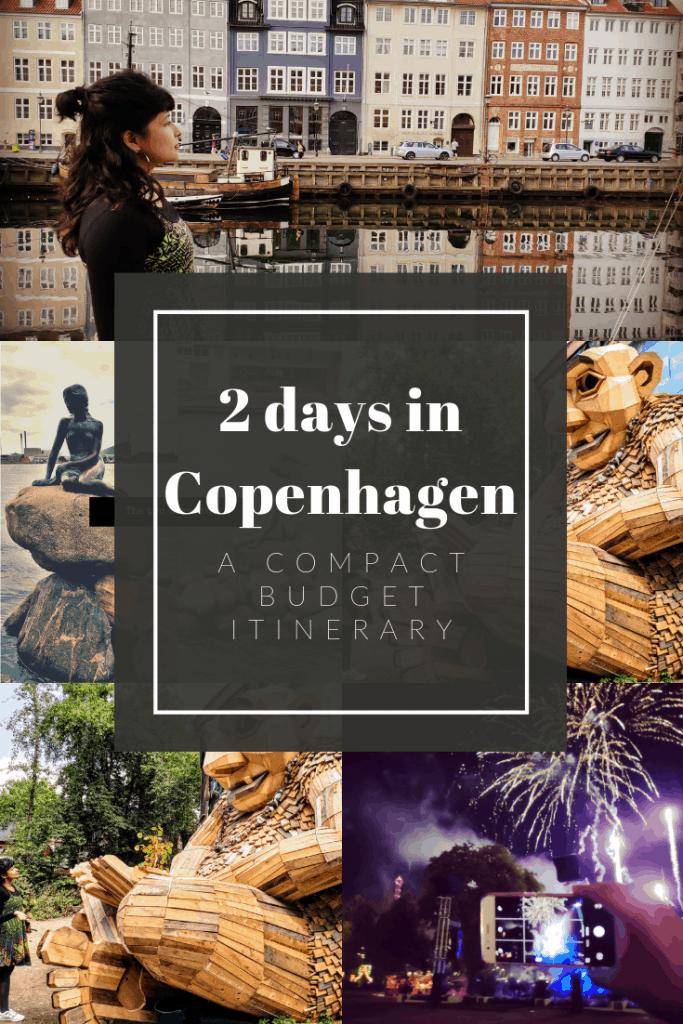 48 hours solo in Copenhagen