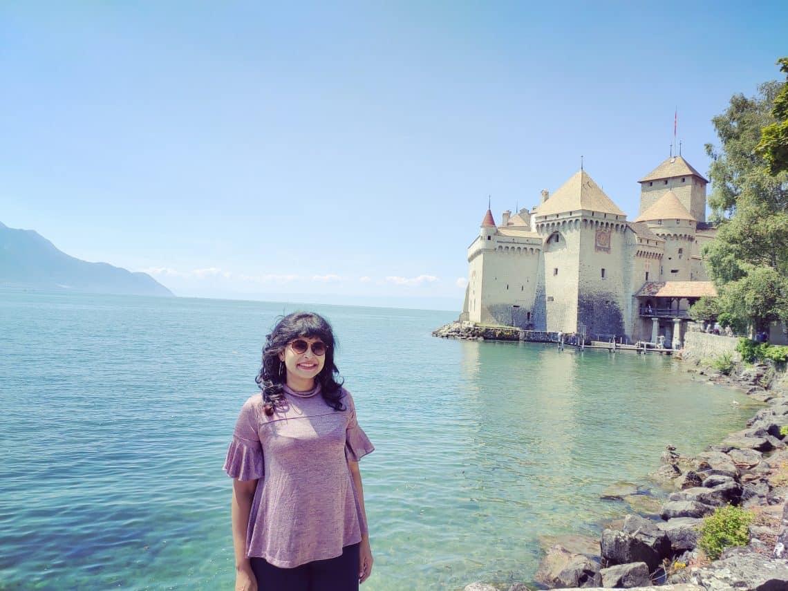 Chateau de Chillon 3 days Bern