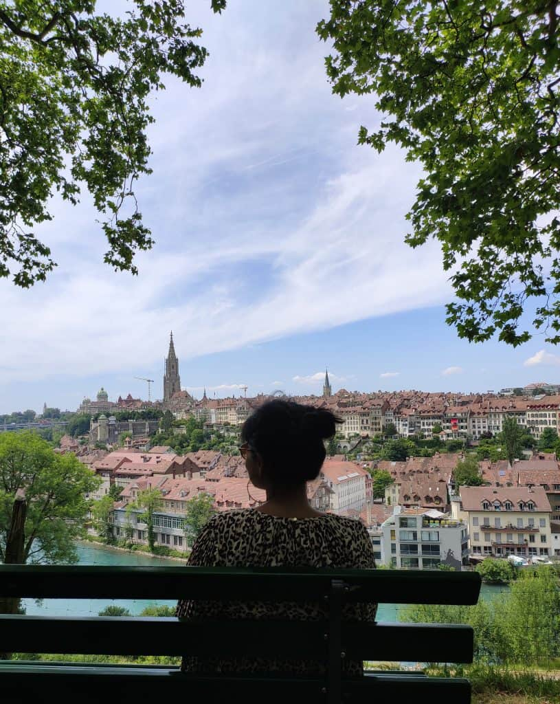 Bern itinerary