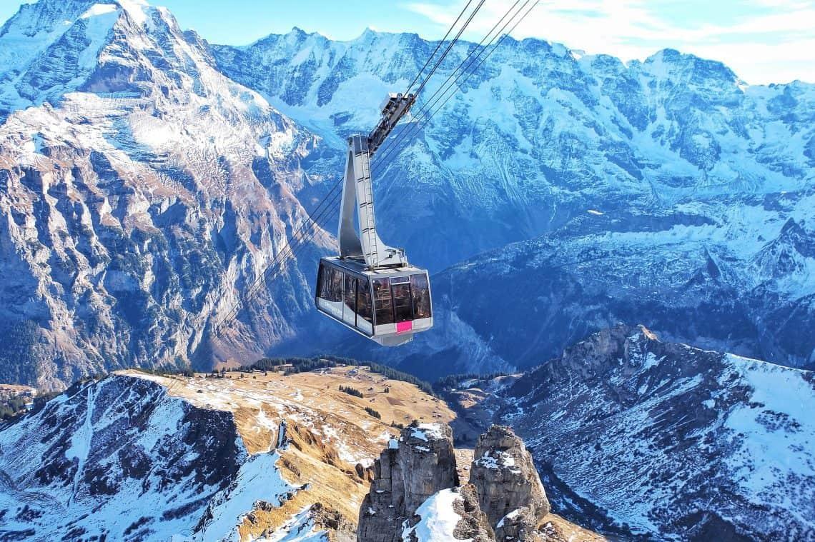 3 days Switzerland itinerary from Bern