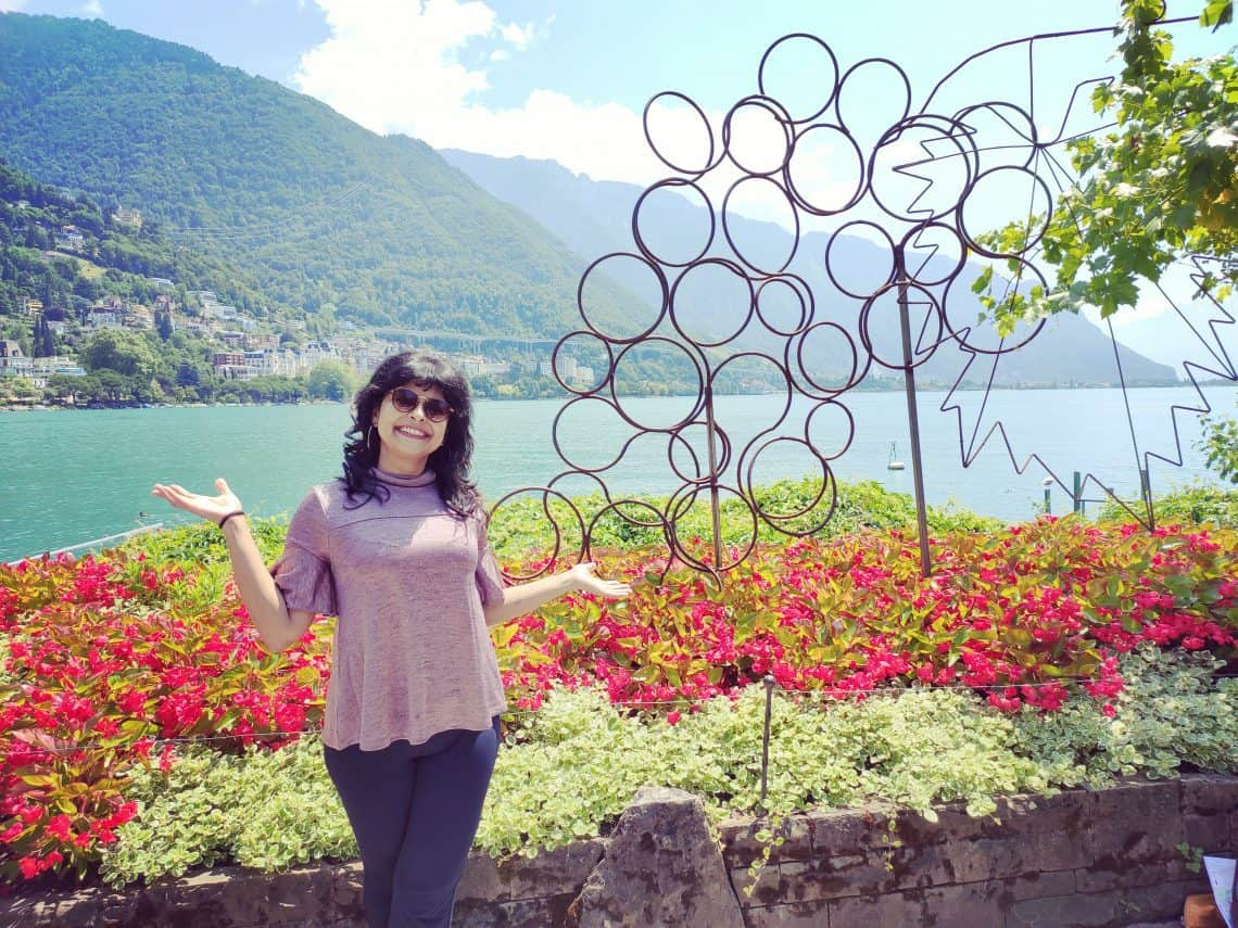 3 days in Bern at Montreux
