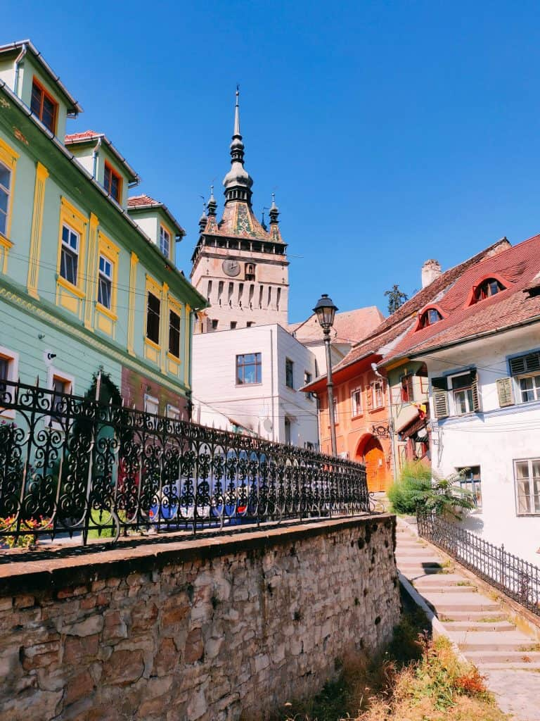 3 days in Sibiu Sighisoara