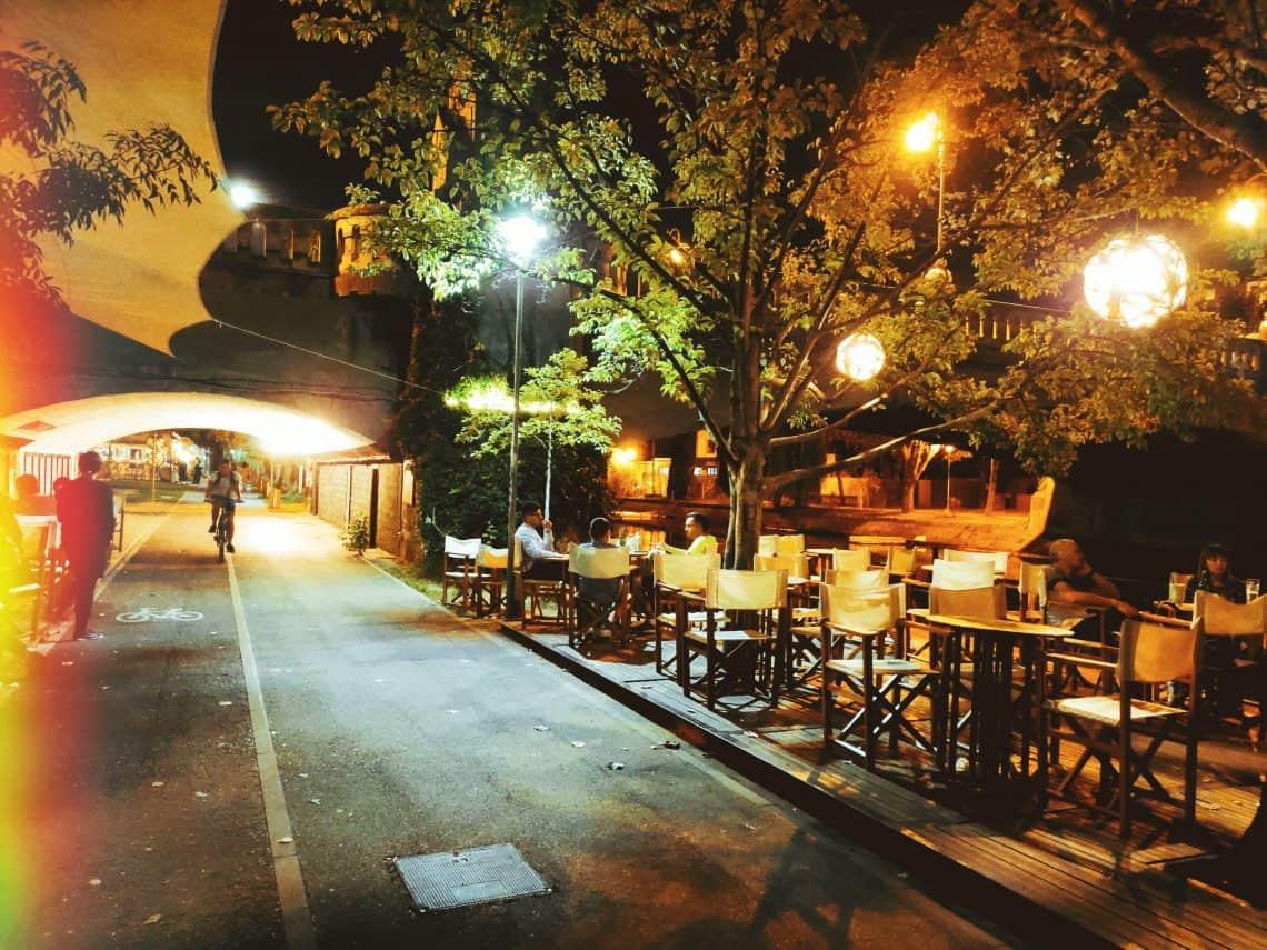 24 hours in Timisoara pub