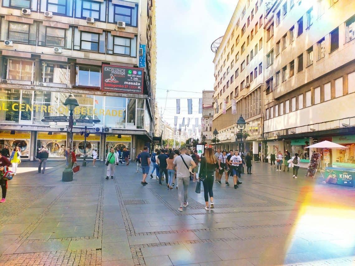 3 days in Belgrade Novi Sad