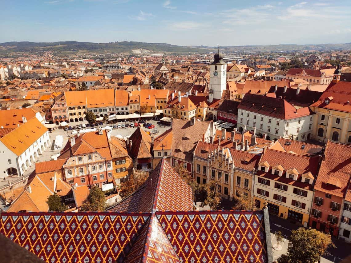 3 days Sibiu travel itinerary