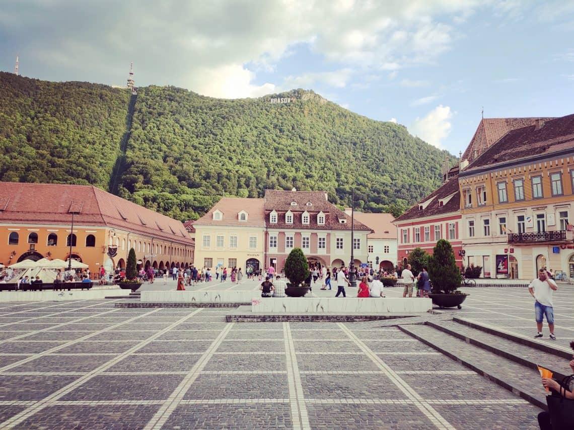 48 hours in Brasov