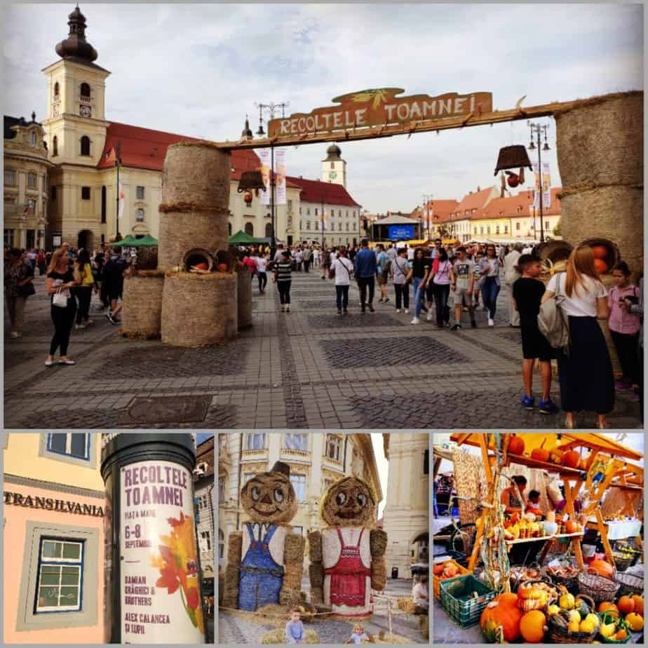 3 days in Sibiu Autumn Festival