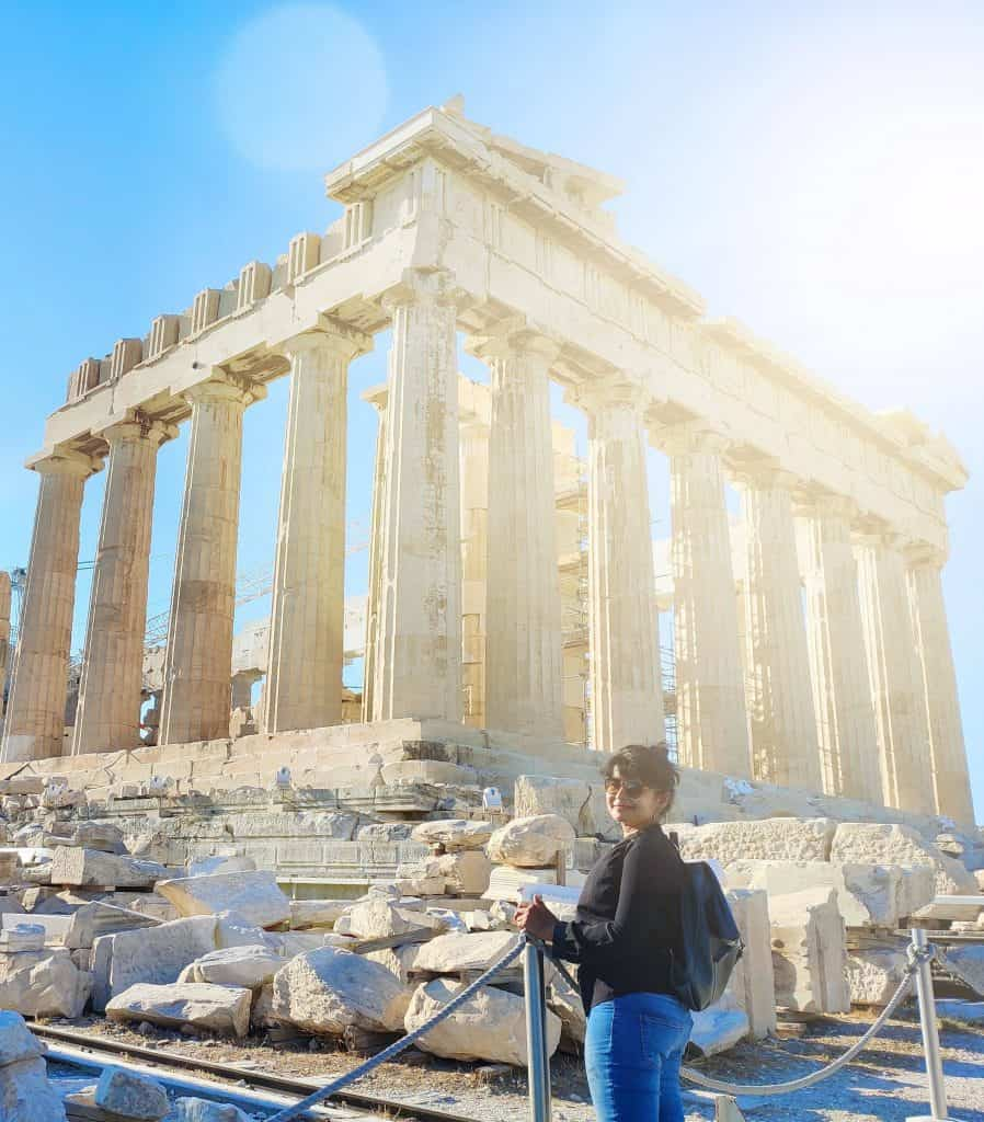 48 hours in Athens Acropolis
