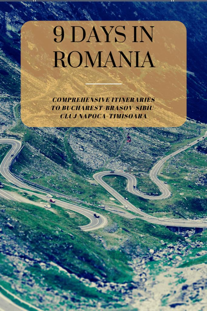 9 days in Romania