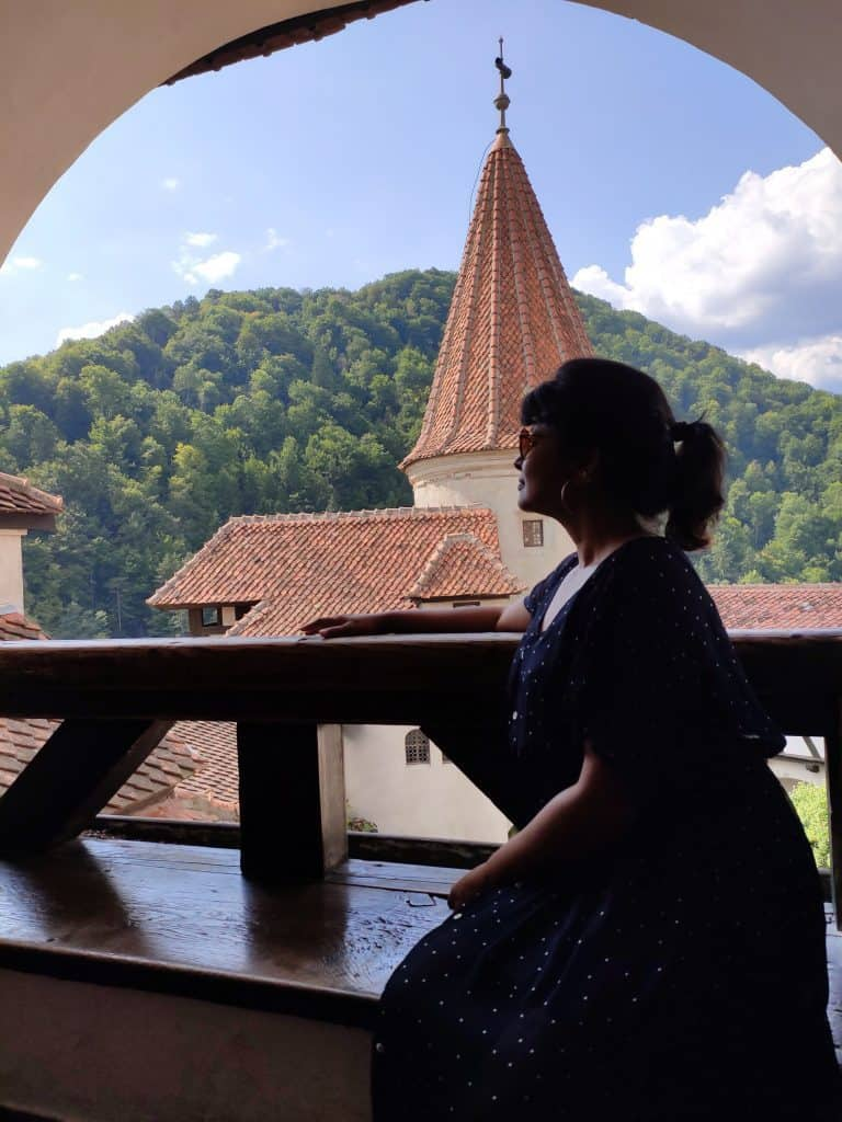 48 hours in Brasov Bran Castle