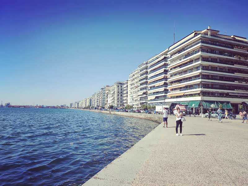 24 hours Thessaloniki Seafront
