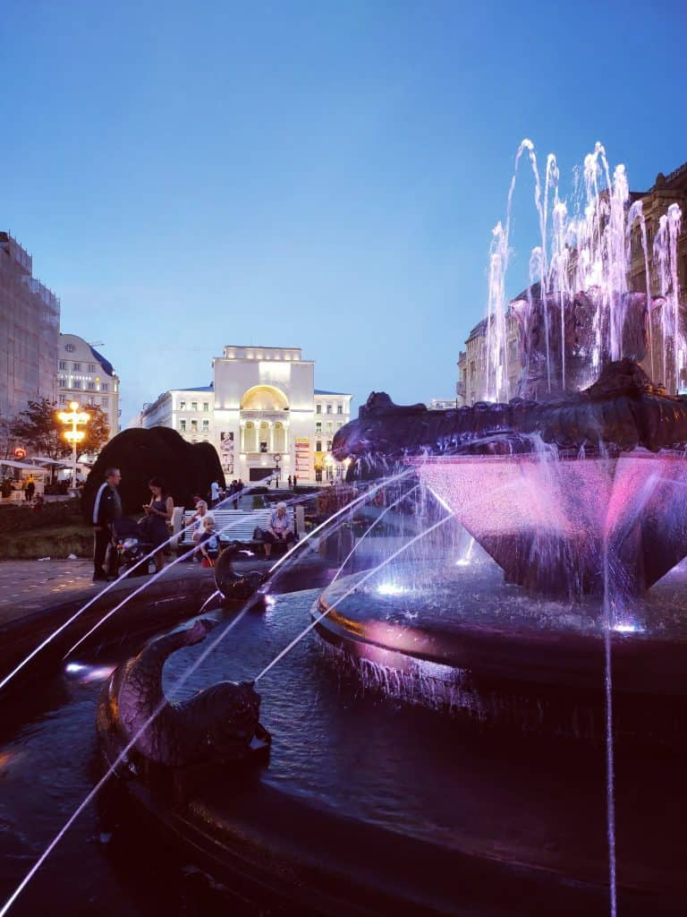 Timisoara 24 hours opera