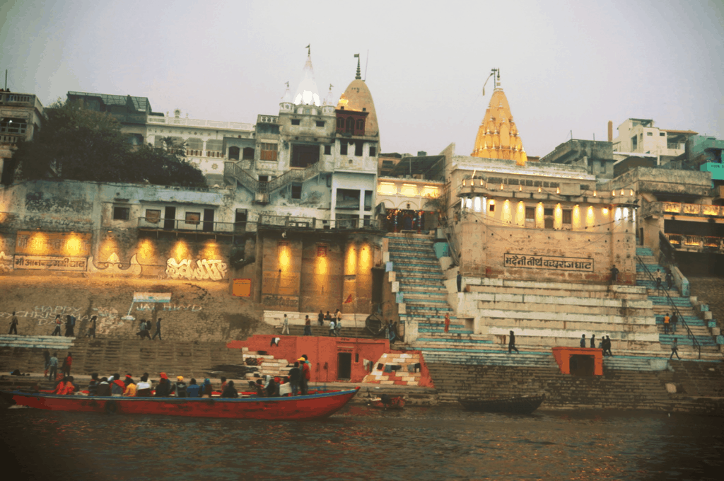 48 hours in Varanasi ghats