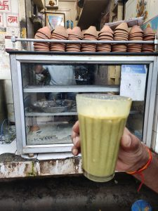 Thandai - Food of Varanasi
