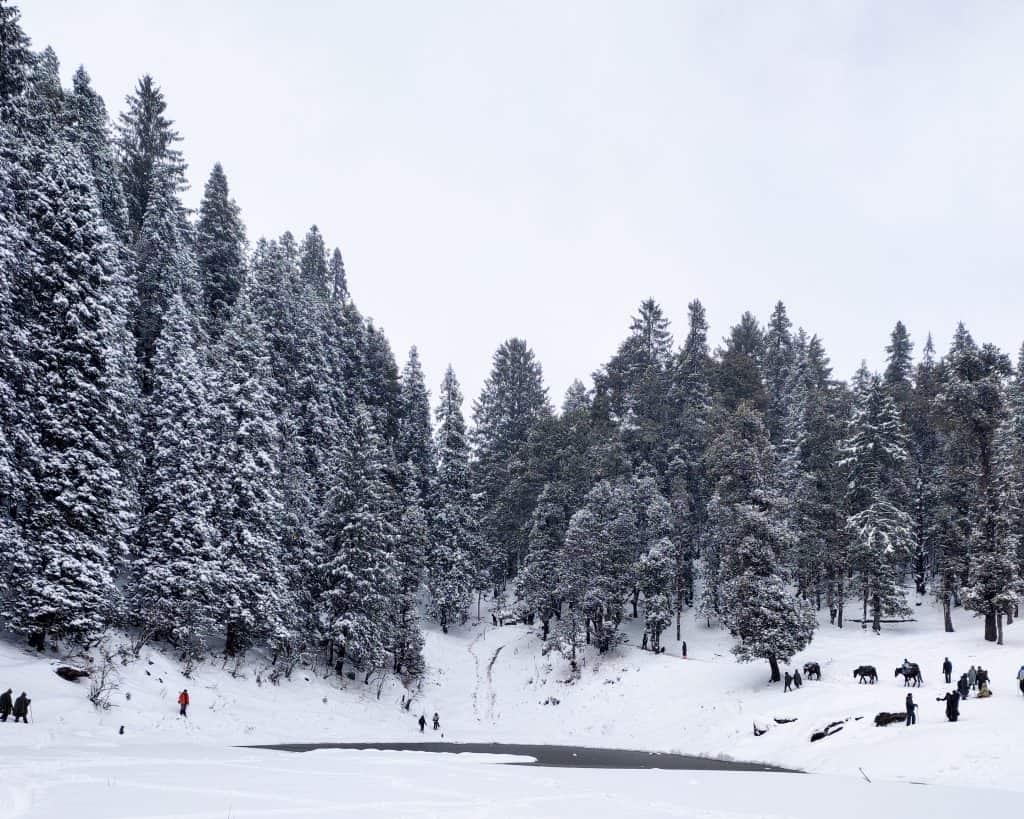 Kedarkantha Himalaya