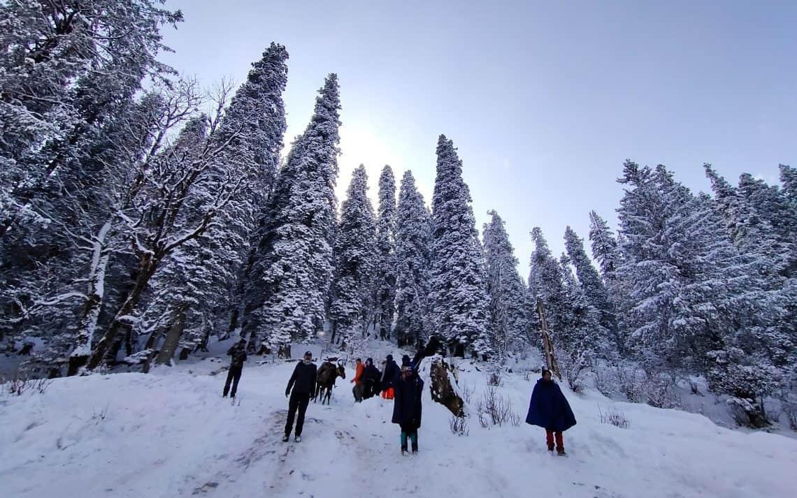 Uttarakhand Winter