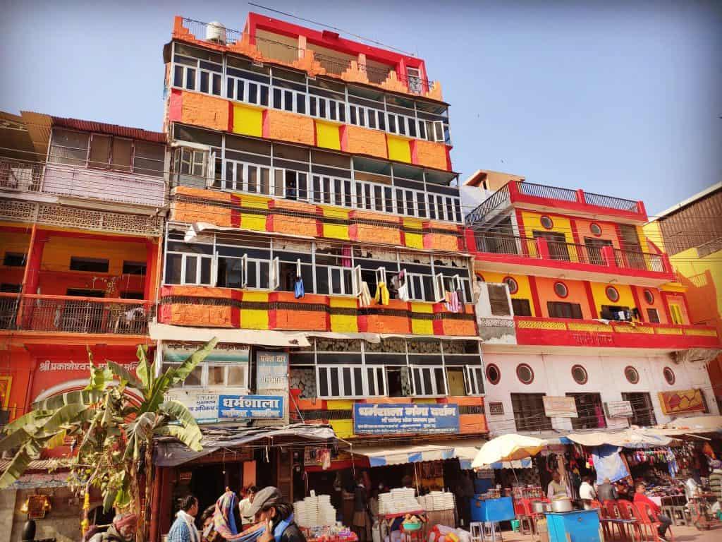 Haridwar streets