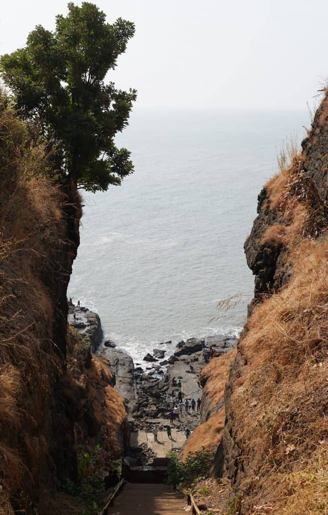 Road trip from Mumbai to Goa with beach stops pictures
