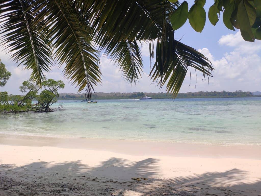 4 day Andaman itinerary Havelock Beach Views