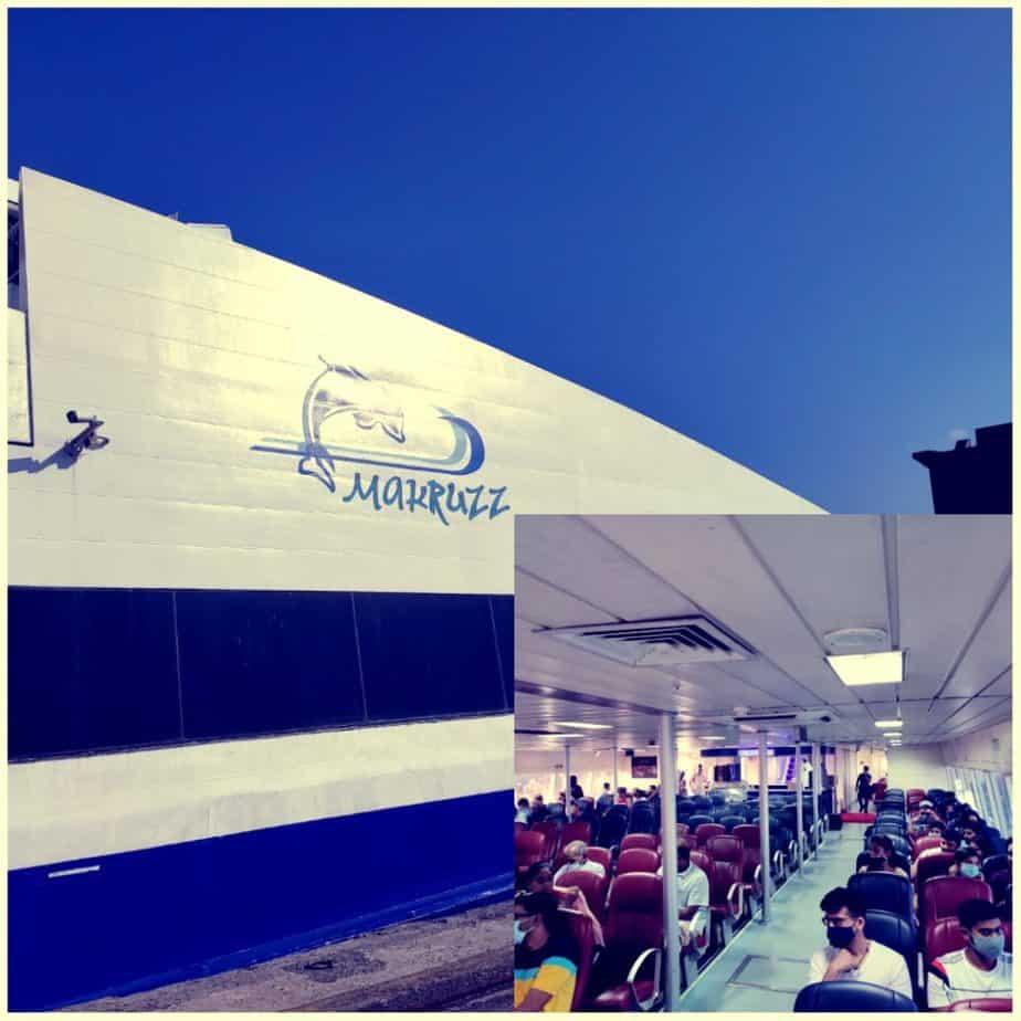 4 day Andaman itinerary Makruzz
