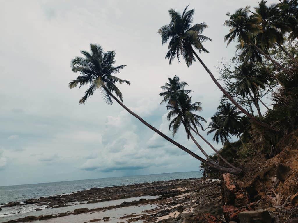 4 day Andaman itinerary Ross Island