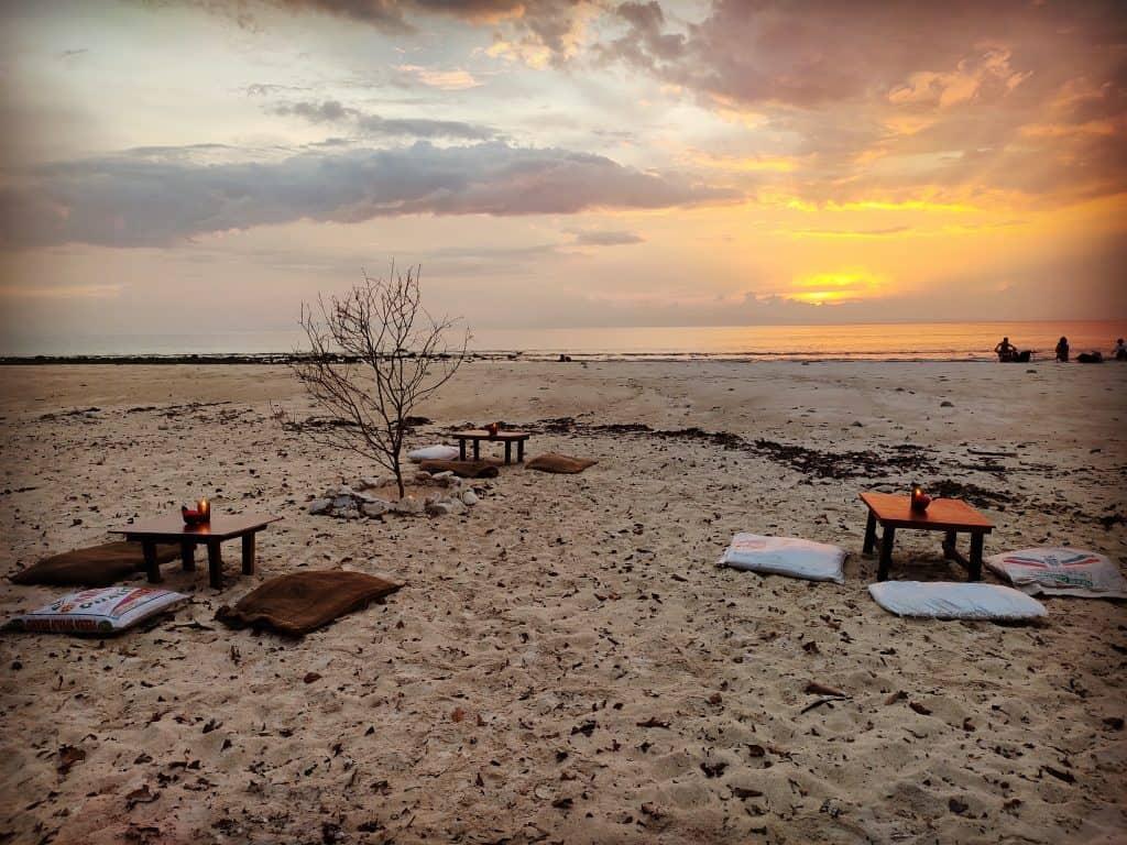 4 day Andaman itinerary Neil Sitapur Beach