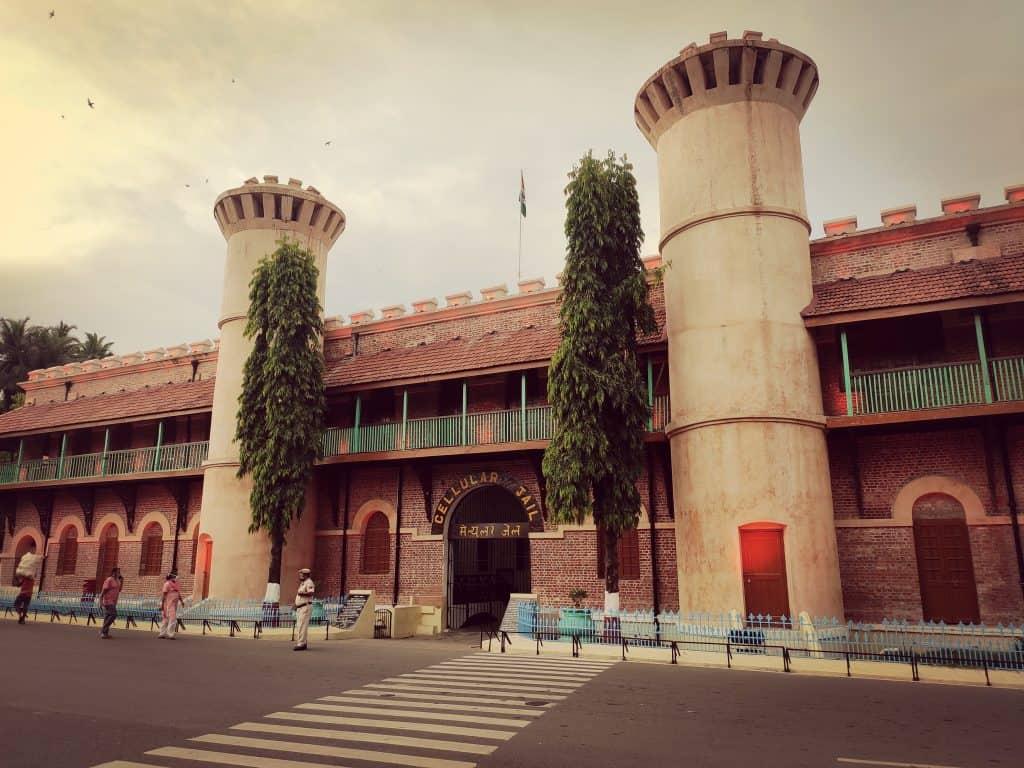 4 day Andaman itinerary Cellular jail