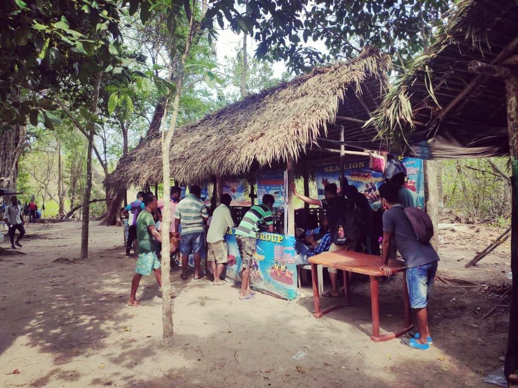 4 day Andaman itinerary Neil Bharatpur Beach
